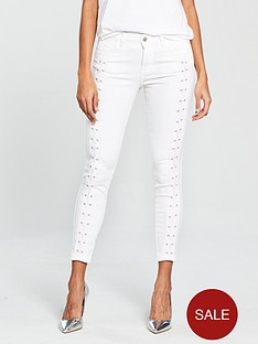 v-by-very-lace-up-white-skinny-jean