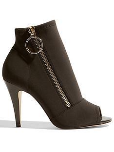 karen-millen-karen-millen-neoprene-peep-toe-shoe-boot-collection