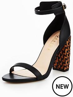 office-hip-high-weave-heel-shoe-black