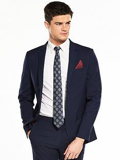 88112c9cc37f River Island Apollo Skinny Suit Jacket