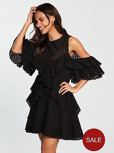 v-by-very-embroidered-anglais-frill-dress-black