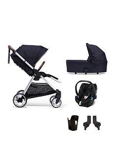 mamas-papas-flip-xt2-5-piece-bundle-pushchair-carrycot-car-seat-adaptor-amp-cupholder