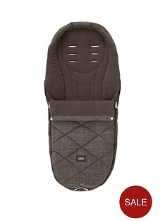 mamas-papas-mamas-papas-cold-weather-footmuff--signature
