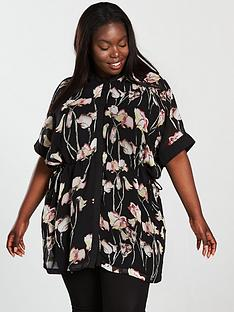 religion-curve-thrive-printed-tunic