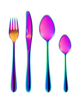 tower-16-piece-titanium-coated-cutlery-set