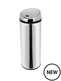morphy-richards-chroma-50-litre-round-sensor-bin