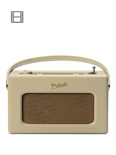 roberts-revival-rd70-digital-radio-with-alarms-and-bluetooth-streaming-pastel-cream