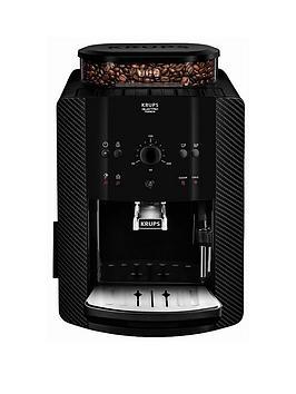 krups-arabica-manual-ea811k40-automatic-espresso-machine-carbon
