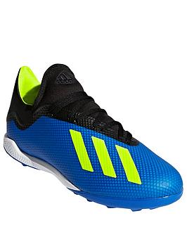 adidas-mens-x-183-astro-turf-football-boot-blueyellownbsp