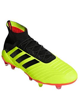 Football nbsp Ground Predator 18 Firm adidas 1 Boots Cheap Sale Wholesale Price Buy Cheap Outlet Cheap Deals Really sWrXFi