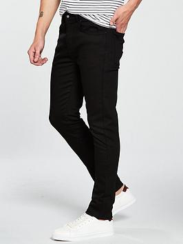 very-man-skinny-fit-jeans-black