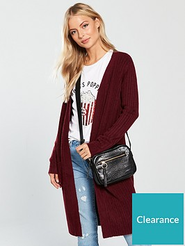v-by-very-longline-rib-cardigan-merlot