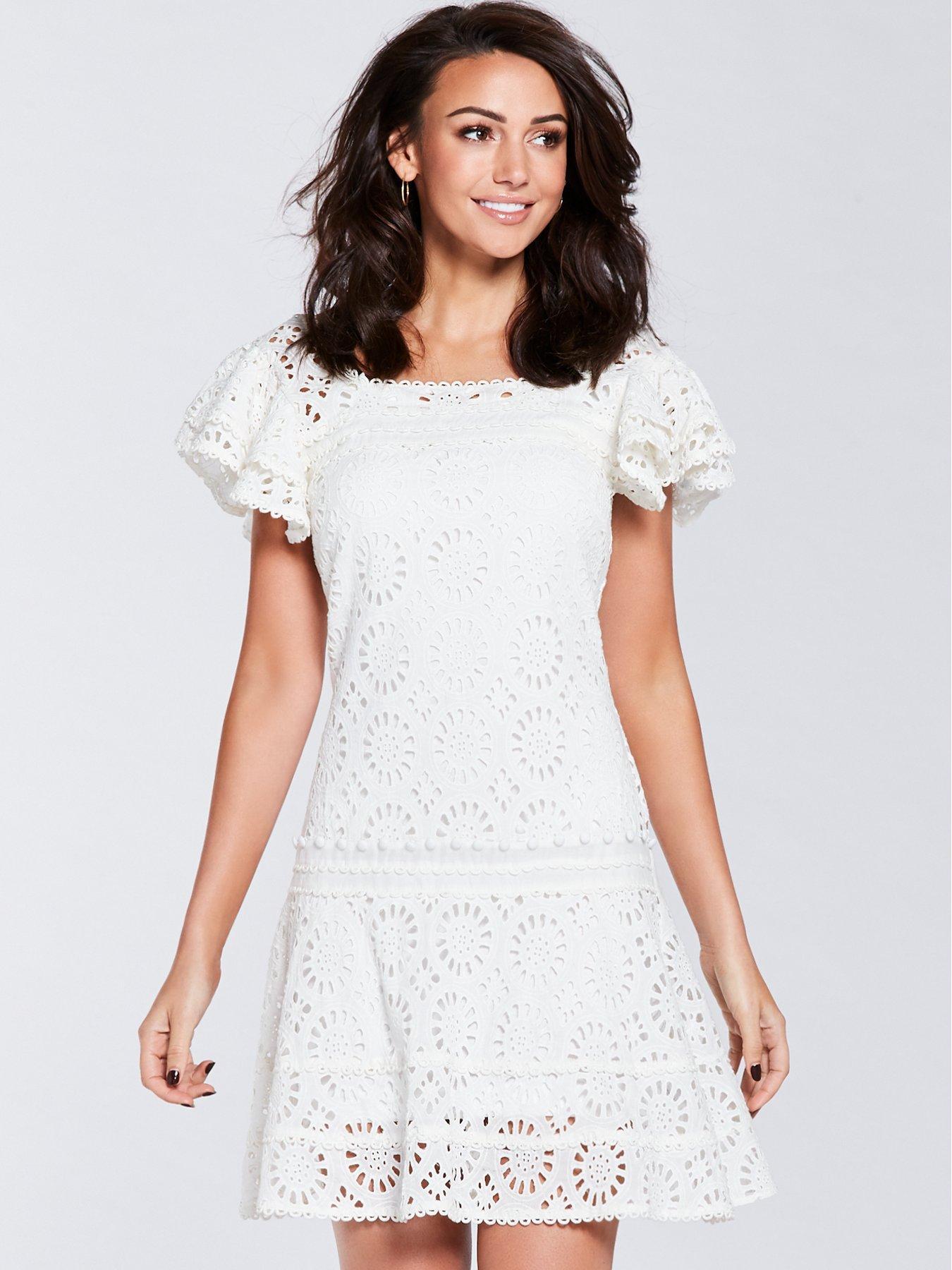 White Dress Clearance