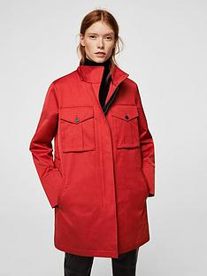 mango-detachable-waistcoat-and-hood-parka-red