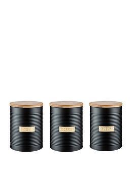 typhoon-otto-black-tea-coffee-and-sugar-storage-canisters