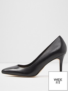 aldo-kedireddaw-court-shoe-wide-fit-black