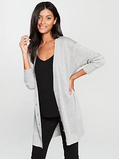 v-by-very-slouch-boyfriend-cardigan-grey-marl