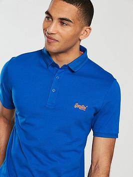 Polo Super Superdry City Lite Pique Explore Authentic Really Cheap Outlet Supply Brand New Unisex Sale Online NottjzJ5AA