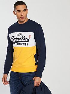 superdry-vintage-logo-panel-crew