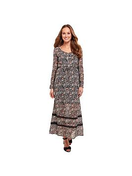 Discount Official Shopping Online For Sale Joe Dress Festival Maxi Browns Cheap Good Selling Purchase b0Rbye2C