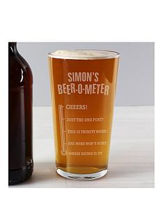 personalised-beer-o-meter-pint-glass