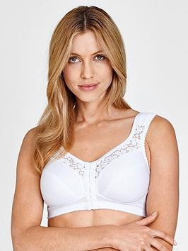 Mary Bra of Sweden Of Sweden Front Miss Cotton Fastening Miss Comfort Mary Sale Shopping Online Geniue Stockist Sale Online Buy Cheap Ebay Cheap Clearance pC66GM7y