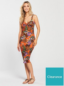 v-by-very-tie-front-jersey-dress
