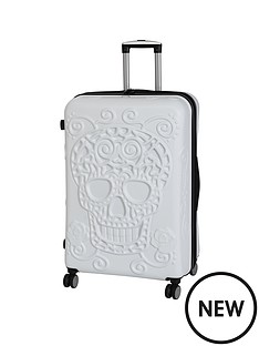 it-luggage-it-luggage-skulls-8-wheel-expander-large-case