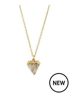 accessorize-zante-semi-precious-pendant-necklace-gold