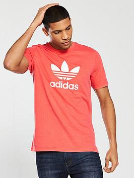 Professional Cheap Online Free Shipping Purchase T Shirt Originals adidas Trefoil Collections For Sale Manchester Cheap Price E98txgN