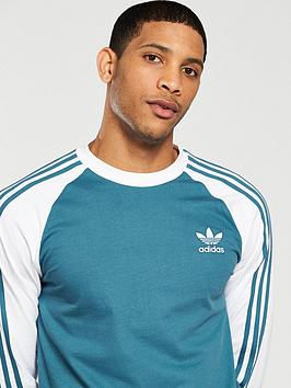 Shirt T Originals adidas 3S Long Sleeve Cheap Sale Outlet Cheap Visit Free Shipping Brand New Unisex Discount Online 74oPtnTzH