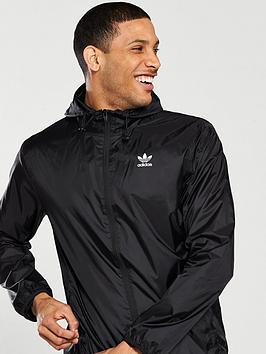 Discount Big Sale Logo TRF Windbreaker Originals adidas Back Cheap Sale Outlet J4YOeE