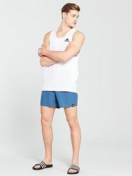 adidas Swim Solid Shorts Outlet Enjoy Best Seller Buy Cheap Outlet Store Free Shipping Cheap Quality Vn8PmN