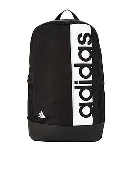 adidas-linear-backpack-black