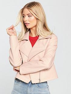 lost-ink-cropped-boxy-pu-jacket-light-pink
