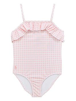ralph-lauren-girls-gingham-swimsuit-younger-girls-pink-multi