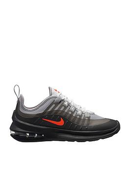 new product ec1d9 4f416 Nike Air Max Axis Junior Trainer - Dark Grey Red