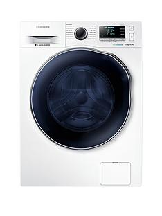 samsung-wd90j6a10aweu-9kg-wash6kg-dry-1400-spin-washer-dryer-with-ecobubbletrade-technologynbspand-5-year-samsung-parts-and-labour-warranty-white