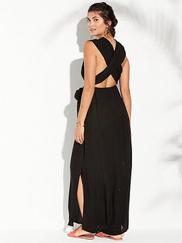 Sale Best Wholesale Geniue Stockist Online Maxi  Multiway Black V Dress Beach by Very Best Store To Get For Sale yaCi8X5DjZ