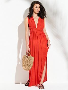 Dress Maxi Beach V Very by Multiway Ebay Sale Online Discount Countdown Package Buy Online Cheap zWYzEdD
