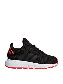adidas-originals-swift-run-infant-trainer-blackrednbsp