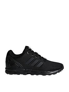 adidas-originals-zx-flux-childrens-trainer-blacknbsp