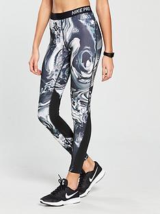 nike-training-coral-print-leggings-multi