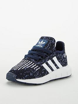 adidas-originals-swift-run-infant-trainer-bluewhitenbsp