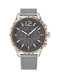 tommy-hilfiger-tommy-hilfiger-grey-multi-eye-dial-mesh-stainless-steel-bracelet-mens-watch