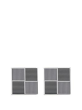 tommy-hilfiger-stainless-steel-stripe-patterned-mens-cufflinks