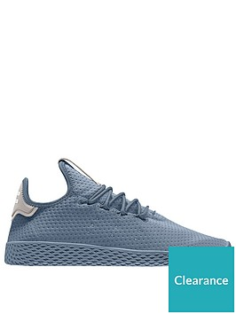 2b9629fcd adidas Originals Pharrell Williams Tennis HU - Blue ...