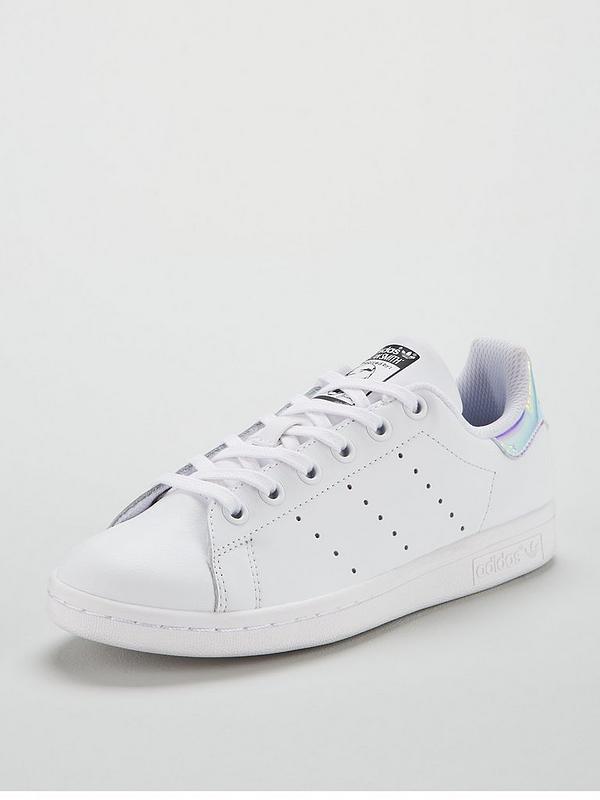 adidas Originals Stan Smith Junior Trainer White