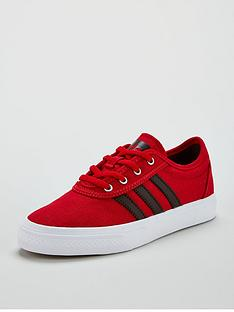 8d26c534b8cc adidas Originals Adi-Ease Childrens Trainer - Red