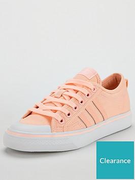 6d8b90fe82 adidas Originals Nizza - Orange